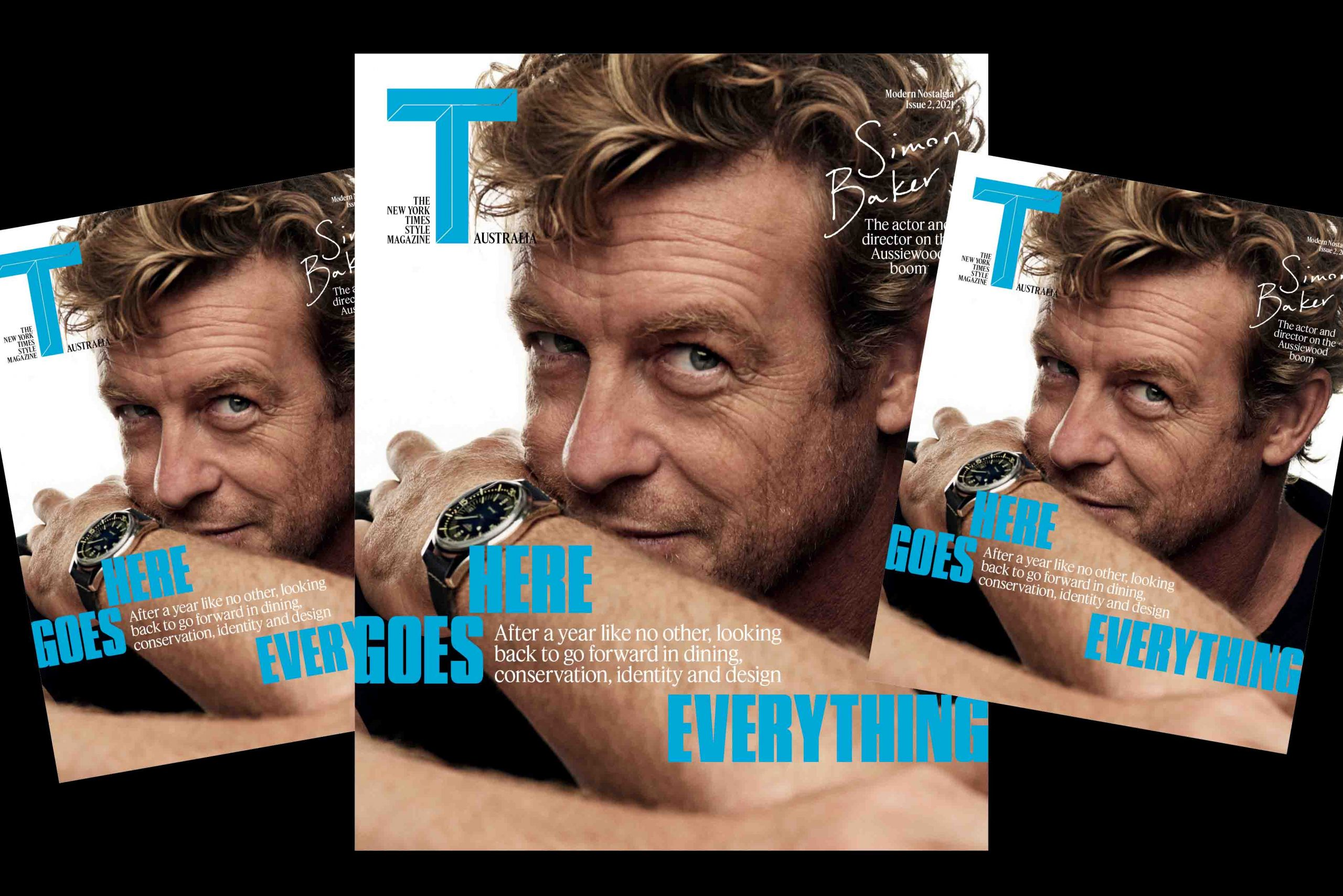 T Australia Issue 2 On Sale Now