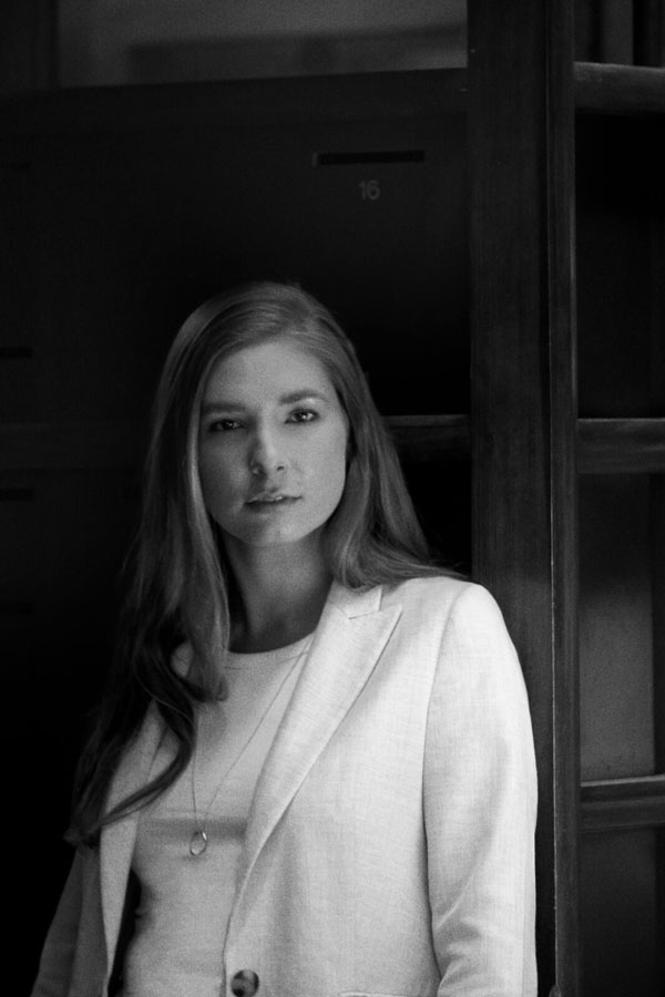 Author Evelyn Araluen. Photography by Stuart Spence.