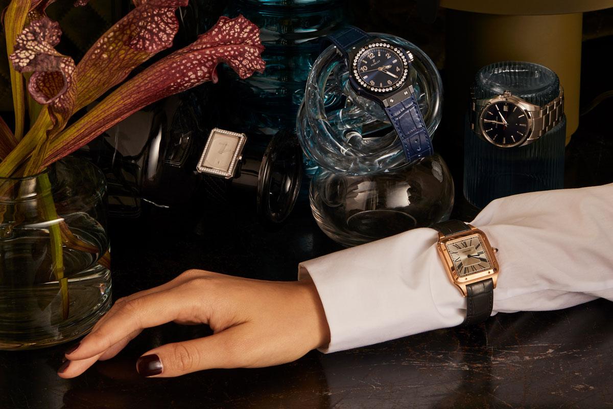 A Second Coming for Quartz Timepieces