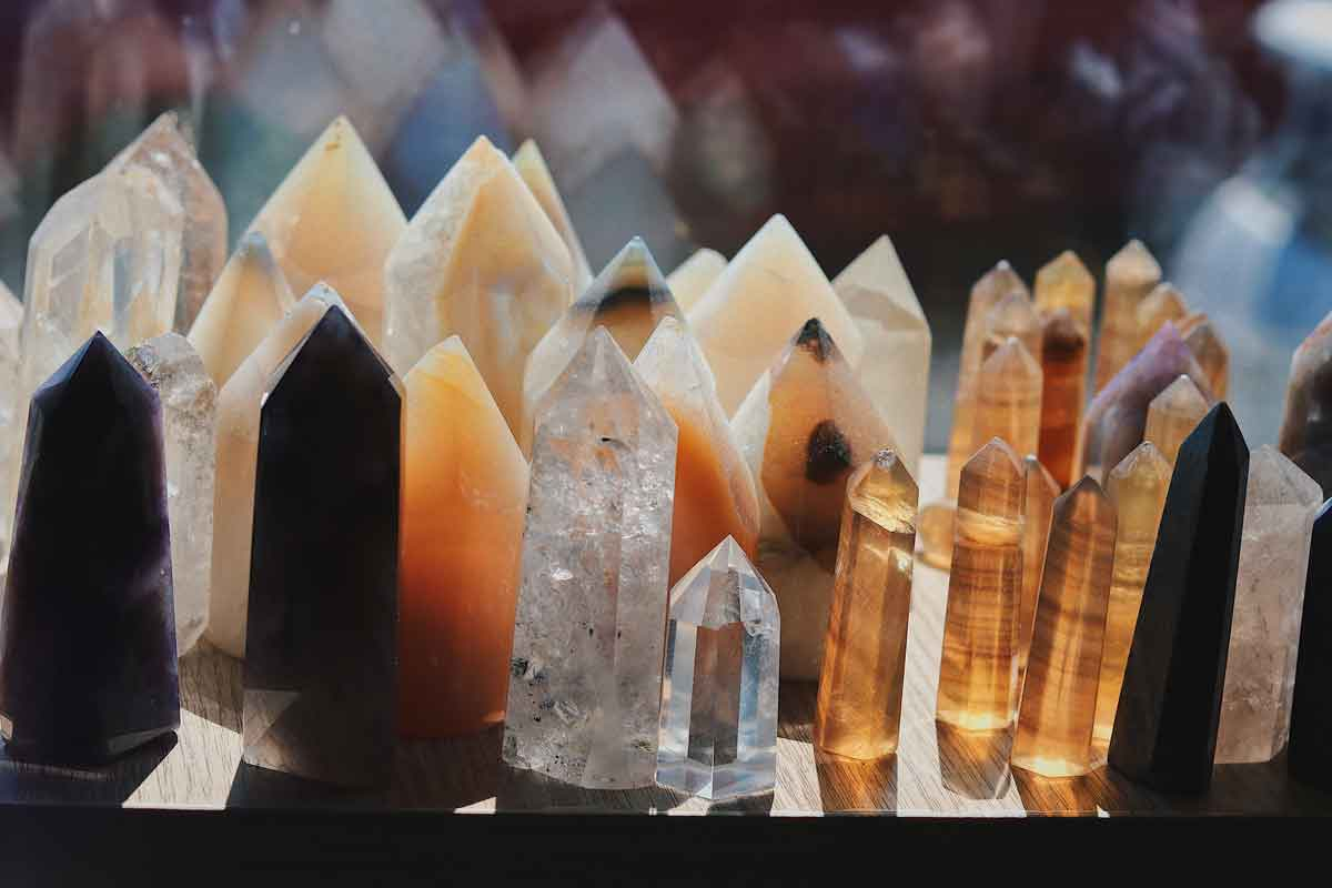 T Tries: The Beauty and Intangibility of Crystals